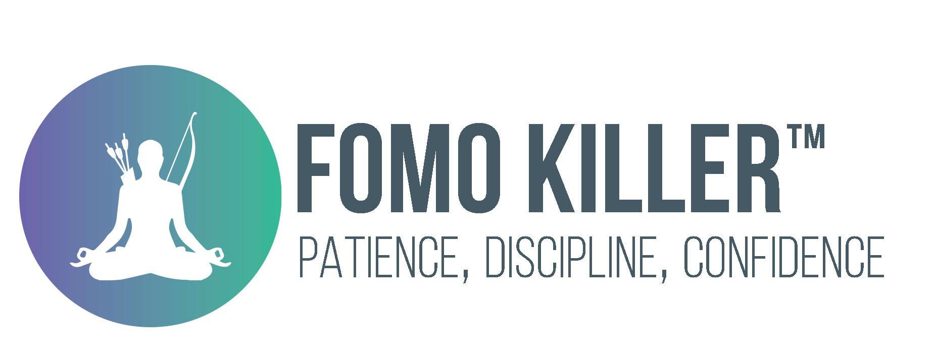 funded-trader FOMO Killer with slogan 2021