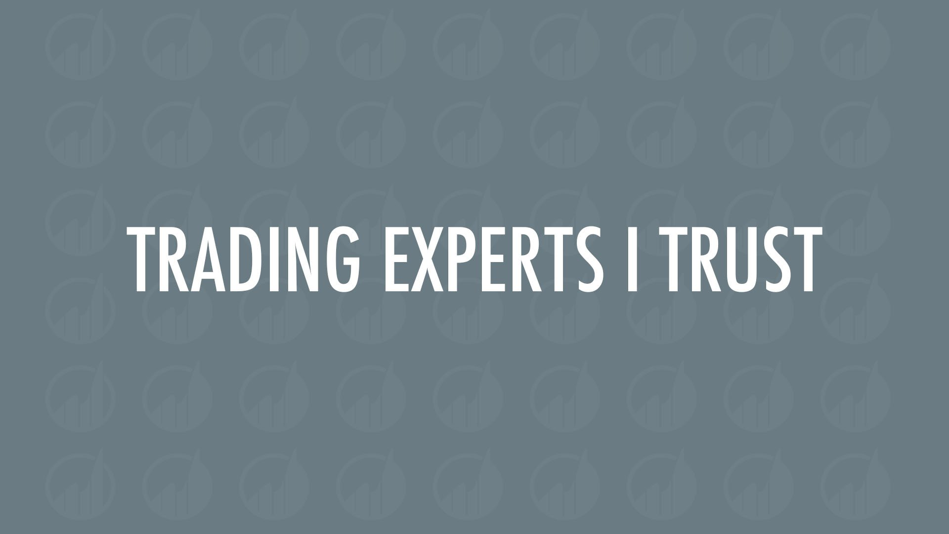 funded-trader TRADING EXPERTS I TRUST new