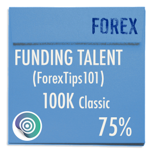 funded-trader FUNDINGTALENT evaluation funding program trading 100K classic 75pc copy