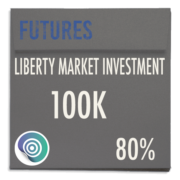 funded-trader Liberty Market Investment evaluation funding program trading 100K 80pc copy
