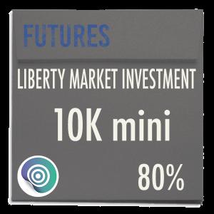 funded-trader Liberty Market Investment evaluation funding program trading 10K mini 80pc copy