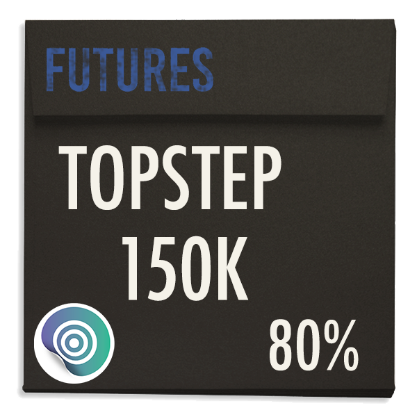 funded-trader TOPSTEP evaluation funding program trading futures 150K 80pc copy
