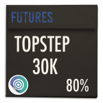 funded-trader TOPSTEP evaluation funding program trading futures 30K 80pc copy