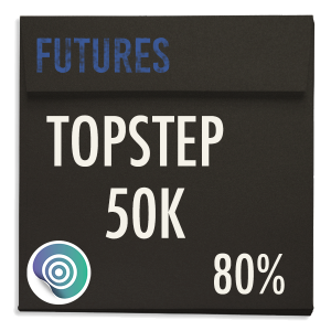 funded-trader TOPSTEP evaluation funding program trading futures 50K 80pc copy