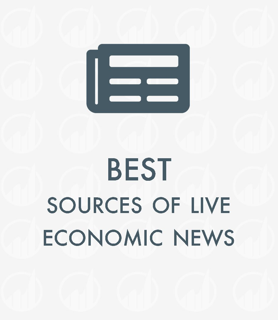 funded-trader best sources of live economic news