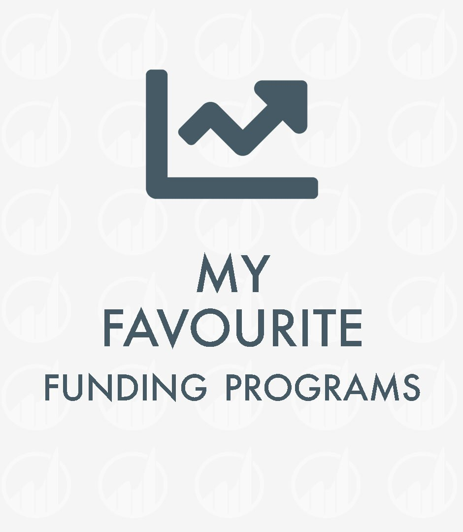 funded-trader my favourite funding programs