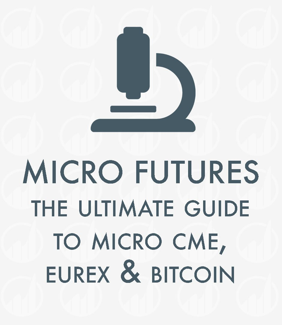funded-trader the ultimate guide to futures micro contracts cme eurex bitcoin